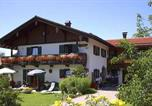 Location vacances Inzell - Pension mit Bergblick in Inzell-2