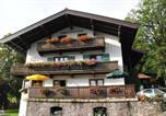 Location vacances Kitzbühel - Frühstückspension & Appartements Eugenie-1