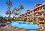 Hôtel Anjuna - Lazy Lagoon Goa-1