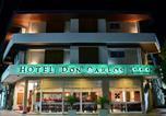 Hôtel Villa Gesell - Hotel Don Carlos-4