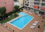 Location vacances Lloret de Mar - Apartamento El Vilatge-1