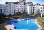 Location vacances Agadir - Appartement Luxe Marina Agadir-2