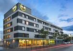 Hôtel Sarrelouis - B&B Hotel Saarbrücken-Hbf-1