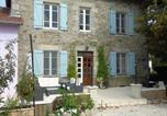 Hôtel Haute-Vienne - Puy larousse Farm house-2