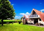 Location vacances Anjum - 6 pers. Holiday home in front of the Lauweermeer lake-1