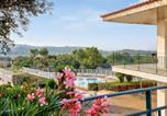Camping avec WIFI Grimaud - Village Vacances Le Parc des Chênes-4