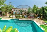 Location vacances Žminj - Four-Bedroom Holiday Home in Damijanici-1
