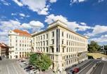 Hôtel Brno - Barceló Brno Palace-2