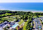 Camping avec WIFI Deauville - Capfun - Camping Les Falaises-1