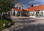 Hôtel Sandviken - Högbo Brukshotell-2