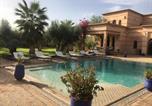 Location vacances Aït Ourir - Villa hiba rue fes-2