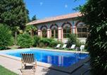 Hôtel Tornac - Hotel Les Bellugues-1