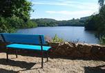 Camping en Bord de lac Haute-Vienne - Camping Naturiste Lous Suais-3