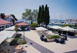 Hôtel Croatie - Hi Hostel Zadar-1