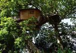 Location vacances La Nouaye - Cabanes dans les Arbres du Manoir de l'Alleu-2