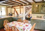 Location vacances Mailly-Maillet - Three-Bedroom Holiday Home in Gouy en Ternois-3