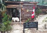 Location vacances Picardie - La Cabane des Trappeurs-1