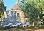 Location vacances San Michele Salentino - Trullo L'alcova-2