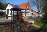 Location vacances Rotenburg an der Fulda - Gasthaus Gonnermann-1