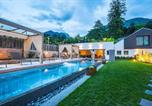 Location vacances  Province autonome de Bolzano - Merangardenvilla-1