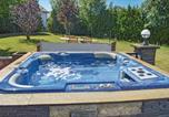 Location vacances  Norvège - Three-Bedroom Holiday Home in Tjome-3