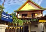 Location vacances  Laos - Muenna 1989 Guesthouse-1