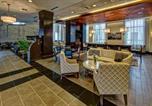 Hôtel Nashville - Hampton Inn & Suites Nashville Downtown-3