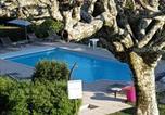 Hôtel Aix-les-Bains - Logis Auberge Saint Simond-2