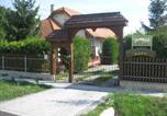 Location vacances Bük - Négy Évszak Vendégház-1