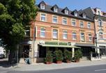 Hôtel Bad Kösen - Hotel Burgas-4