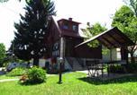 Location vacances Plitvička Jezera - Javorina House-1