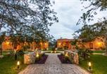 Hôtel Uxmal - Hacienda Santa Cruz Merida-1