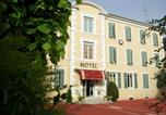 Hôtel Pau - The Originals Boutique, Villa Montpensier, Pau (Inter-Hotel)-3