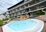 Hôtel Eger - Imola Hotel Platán-3