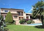 House Boulouris - villa avec piscine