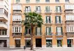 Malaga Center Flat Holidays Soho