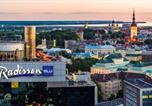 Hôtel Tallinn - Radisson Blu Sky Hotel-1