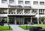 Hôtel 4 étoiles Nozay - Forest Hill Meudon Velizy-4