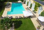 Location vacances Breil - Langeais Chateau Sleeps 18 Pool Wifi-4