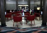 Hôtel Gare sud de Portsmouth - Royal Maritime Club-4