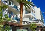 Location vacances Adelaide - Adelaide Dresscircle Apartments - Kent Town-1