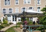 Hôtel Lussac-les-Châteaux - Chambres d'Hôtes La Brasserie-1