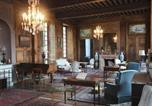 Hôtel Pontaubert - Château d'Island Vézelay-4