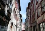 Location vacances Bayonne - Studio located in the historic center of Bayonne-4