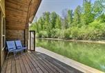 Location vacances Vernonia - Floating Home on Columbia River with Provided Kayaks-4