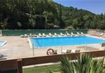 Camping avec Ambiance club Aude - Camping La Bernede -1