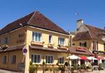 Hôtel Pontaubert - Au Soleil d'Or-3