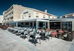 Hôtel Agde - Hôtel Restaurant le Voilis-3