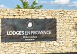 Location vacances Solérieux - Lodges en Provence & Spa-4