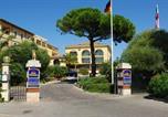 Hôtel 4 étoiles Bandol - Best Western Plus Soleil et Jardin